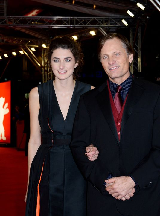 Berlinale-Viggo-Mortensen-Daisy-Bevan-14-02-11-dpa - Bildquelle: dpa