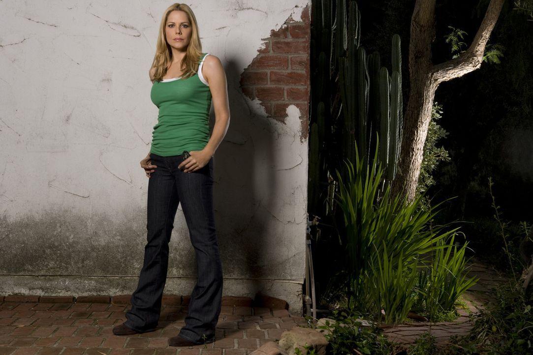 (1. Staffel) - Bundesagentin Mary Shannon (Mary McCormack) schützt sowohl Kriminelle als auch Unschuldige die eine wichtige Rolle in der Verbrechens... - Bildquelle: Michael Muller USA Network