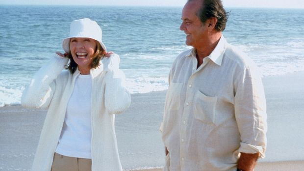 Was das Herz begehrt - Nach und nach merken Harry (Jack Nicholson, r.) und Er...
