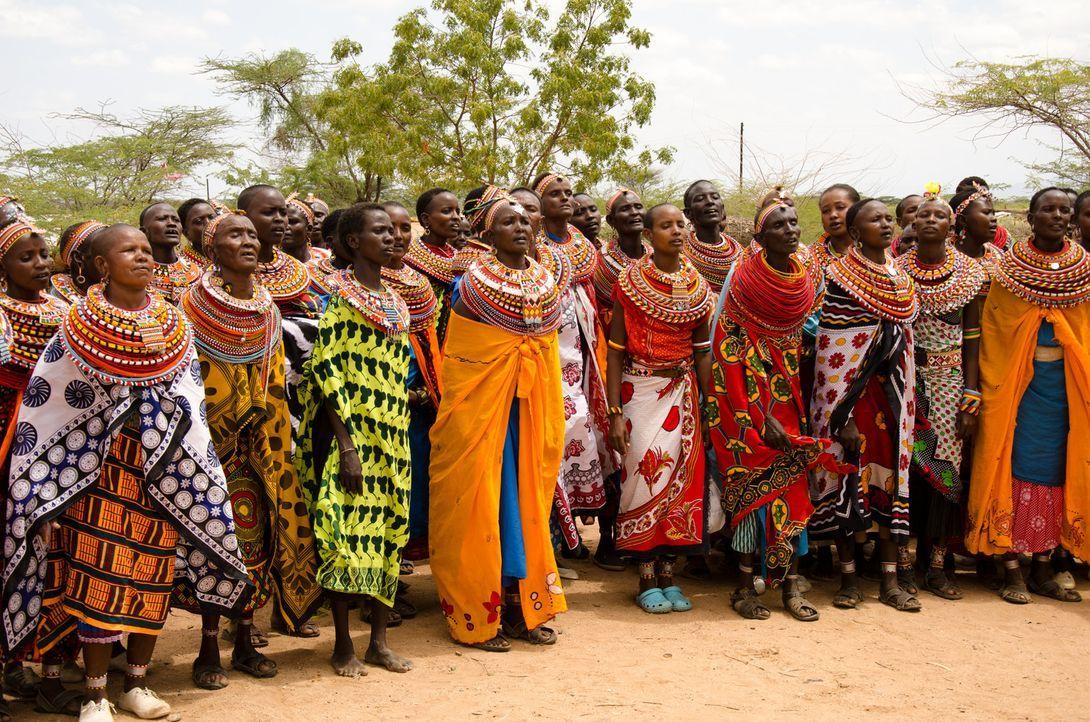 Dank eines staatlichen Programms werden Frauen in Kenia aktiv an dem Wirtschaftswachstum des Landes beteiligt. Dadurch kann Armut bekämpft und Stab... - Bildquelle: Maro Chermayeff Fremantle