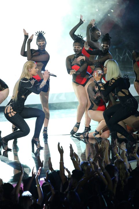 Rapper- Iggy-Azalea- Rita-Ora-14-08-24-MTV-VMAs-AFP - Bildquelle: AFP