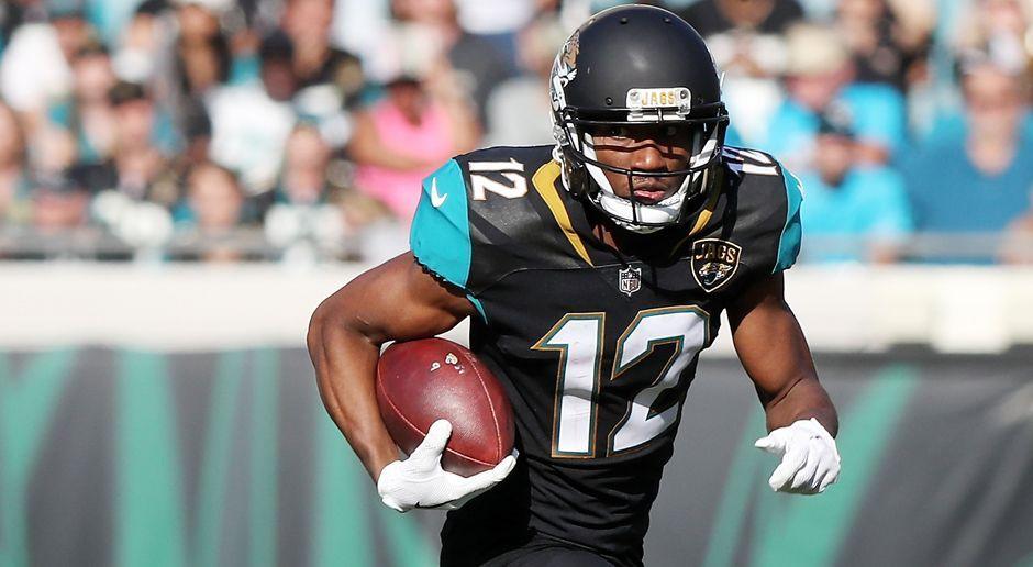 Dede Westbrook, WR Jacksonville Jaguars - Bildquelle: 2017 Getty Images