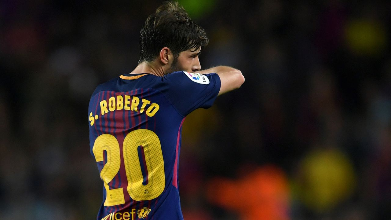 Sergi Roberto - Bildquelle: 2018 Getty Images
