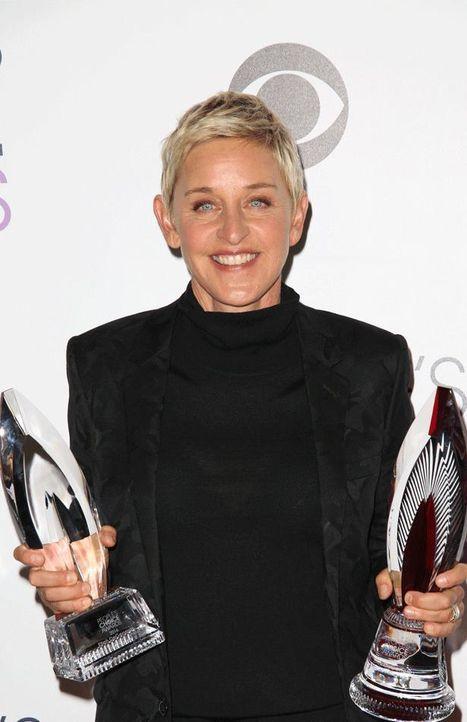Ellen DeGeneres - Bildquelle: WENN