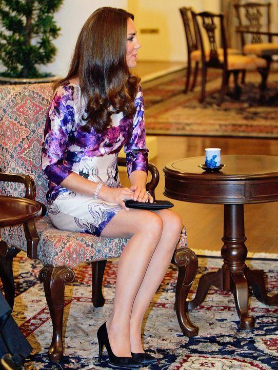 Kate-Middleton-12-09-11-AFP - Bildquelle: AFP
