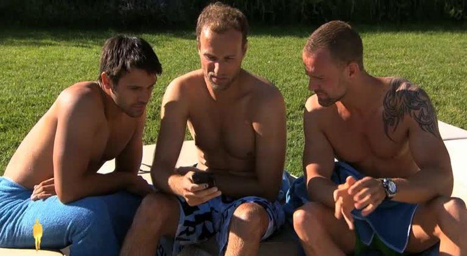 männer nackt baden
