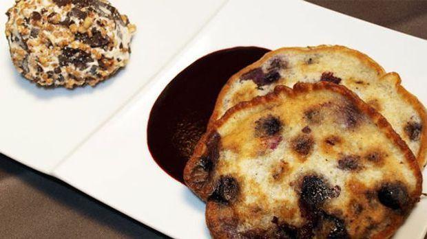 Raffiniertes Dessert nach US-Rezept