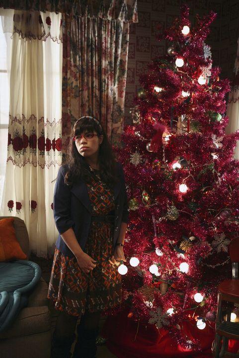 Kann sich nicht auf das Weihnachtsfest freuen, weil Wilhelmina mit einem Virus alle Daten der neuen Ausgabe von MODE gelöscht hat: Betty (America Fe... - Bildquelle: Buena Vista International Television