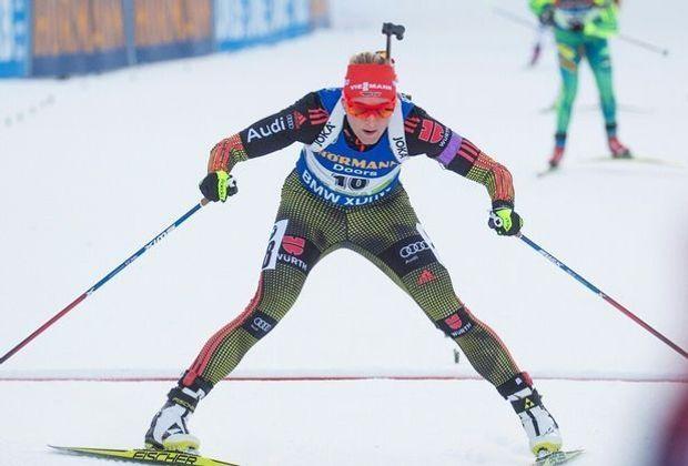 Denise Herrmann steht im Langlauf-Weltcup Aufgebot