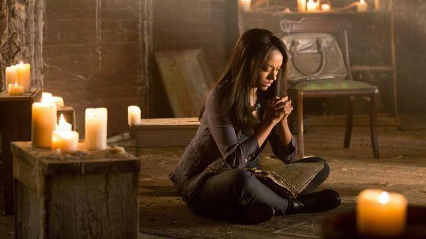 Hexe Bonnie will helfen - Vampire Diaries, Staffel 4, Folge 1