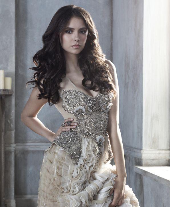 (3. Staffel) - Ihre Hoffnung, dass Stefan irgendwann menschlich werden könnte, gibt Elena Gilbert (Nina Dobrev) nicht auf ... - Bildquelle: Warner Brothers