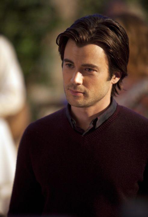 Findet Gefallen an Amelia: James (Matt Long) ... - Bildquelle: ABC Studios
