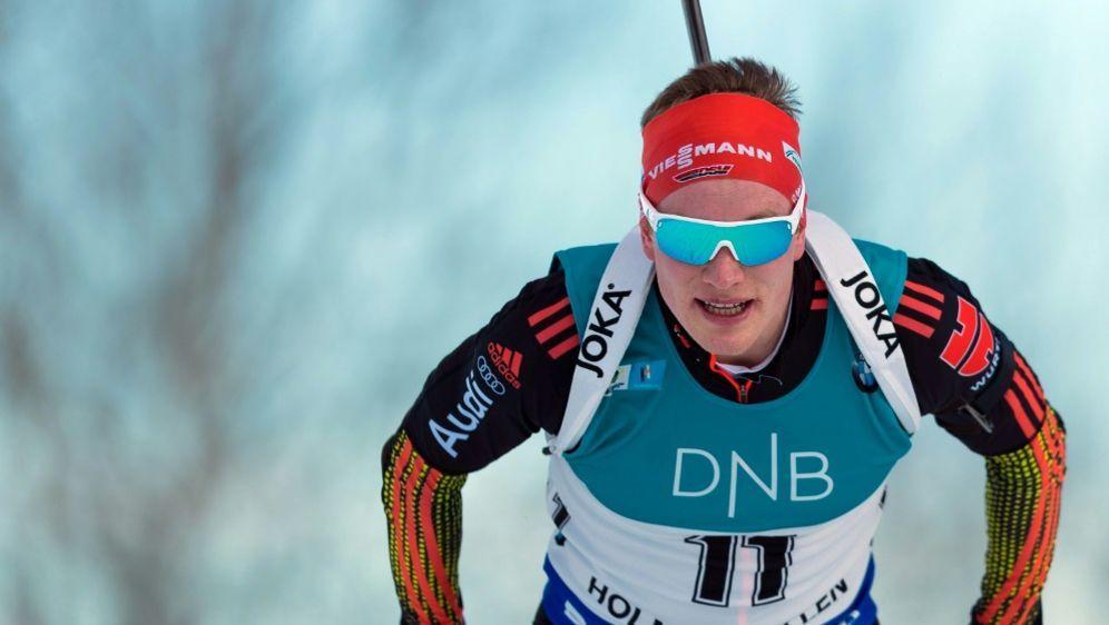 Doll will die Favoriten beim Biathlon-Weltcup ärgern - Bildquelle: PIXATHLONPIXATHLONSID