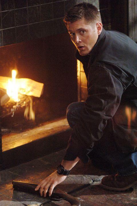 Die Geisterjäger werden plötzlich von den toten Menschen heimgesucht, die sie nicht retten konnten. Sam und Dean (Jensen Ackles) sind bestürzt, als... - Bildquelle: Warner Bros. Television