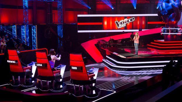 The Voice Kids - The-Voice-Kids-s01e01-Rita-067 - Bildquelle: SAT.1/Richard H...