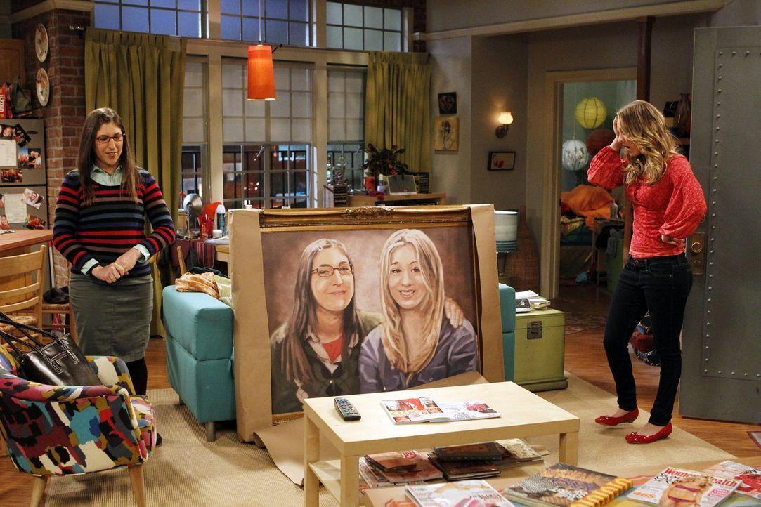 Während ein Büro in der Universität frei wird und Sheldon gegen seinen Erzfeind Kripke antreten muss, um es zu bekommen, fühlt sich Penny (Kaley Cuo... - Bildquelle: Warner Bros. Television