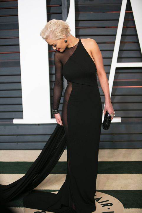Oscars-Vanity-Fair-Party-Rita-Ora-150222-AFP - Bildquelle: AFP