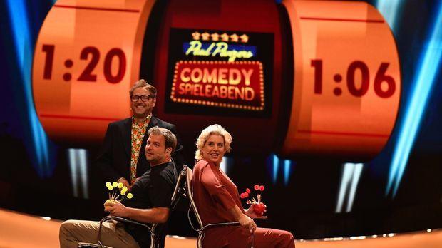 Paul Panzers Comedy Spieleabend - Paul Panzers Comedy Spieleabend - Martin Rütter Zittert Beim Rütteldarts