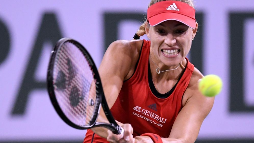 Kerber mit starker Leistung in Indian Wells - Bildquelle: GETTY IMAGES NORTH AMERICAGETTY IMAGES NORTH AMERICASIDHarry How