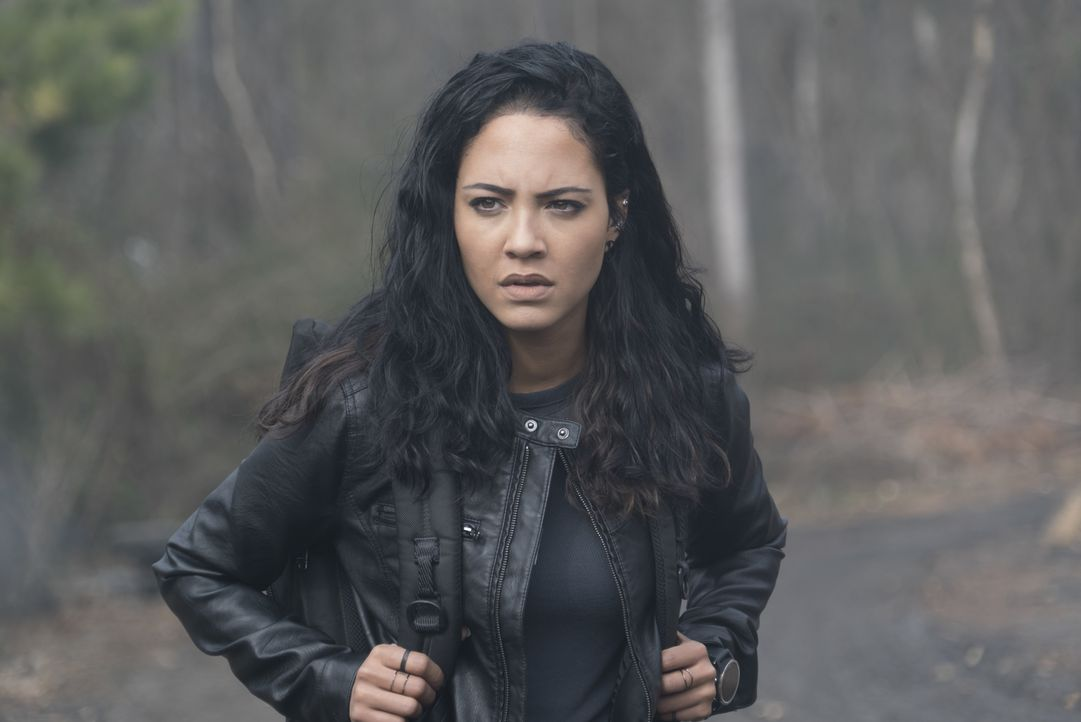 Riley Davis (Tristin Mays) - Bildquelle: Annette Brown Annette Brown/CBS   2018 CBS Broadcasting, Inc. All Rights Reserved.