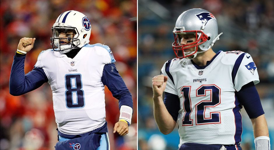 Tennessee Titans at New England Patriots - Bildquelle: Getty Images