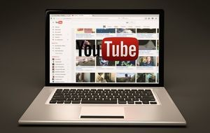 Youtube-Laptop