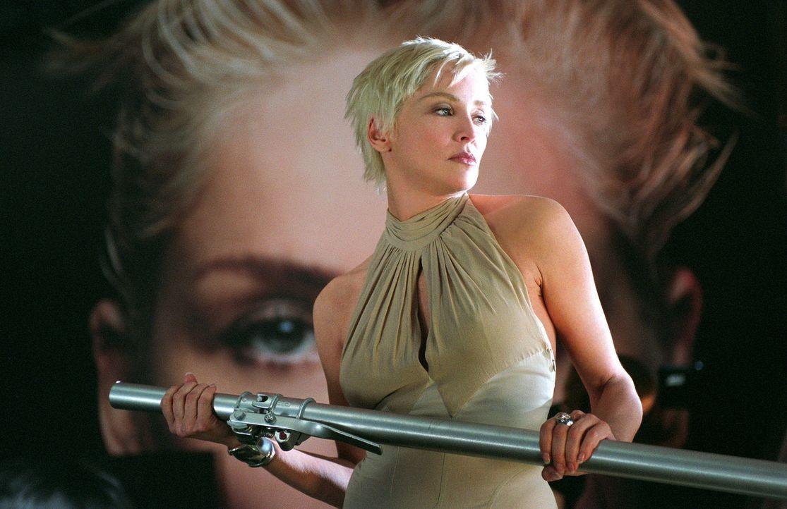 Laurel Hedare (Sharon Stone) ist der Kopf eines Kosmetikkonzerns. Skrupellos torpediert sie jedes Gesetz, um erfolgreich zu bleiben. Als Catwoman si... - Bildquelle: Warner Bros. Television