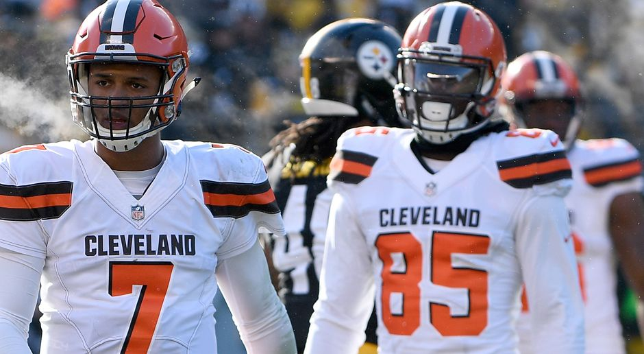 Cleveland Browns - Bildquelle: 2017 Getty Images
