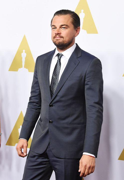 Oscar-Nominees-Luncheon-Leonardo-DiCaprio-160208-AFP - Bildquelle: AFP