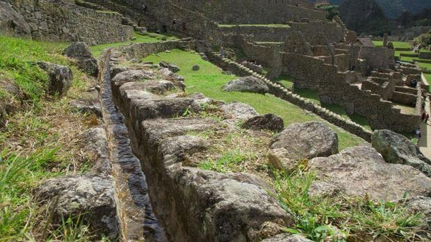 Einer der spektakulärsten Orte der Welt: Machu Picchu ... © 2008 Darlow Smith...