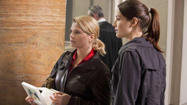Laura (Wanda Badwal, r.) möchte ihren Freund Sebastian heiraten, der seit ein...