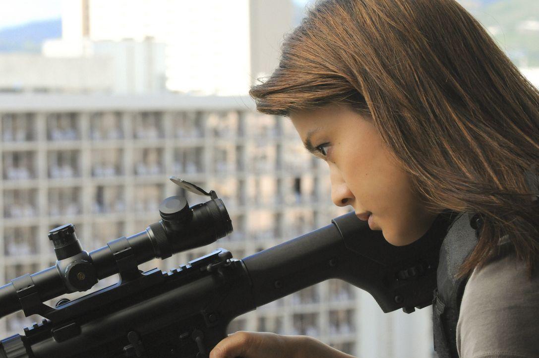 Setzt immer wieder ihr eigenes Leben aufs Spiel: Kono (Grace Park) ... - Bildquelle: TM &   CBS Studios Inc. All Rights Reserved.
