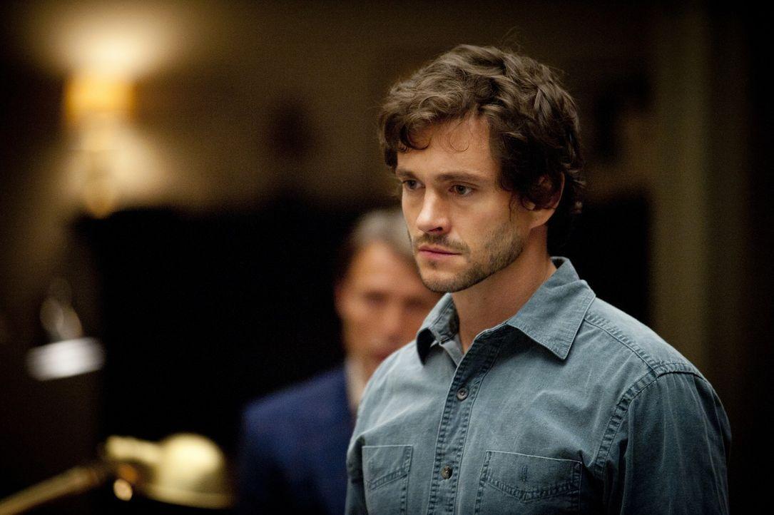 Seine außergewöhnlichen Fähigkeiten bringen Will Graham (Hugh Dancy) in eine Situation, die er körperlich zwar unbeschadet übersteht, doch psyc... - Bildquelle: 2012 NBC Universal Media, LLC