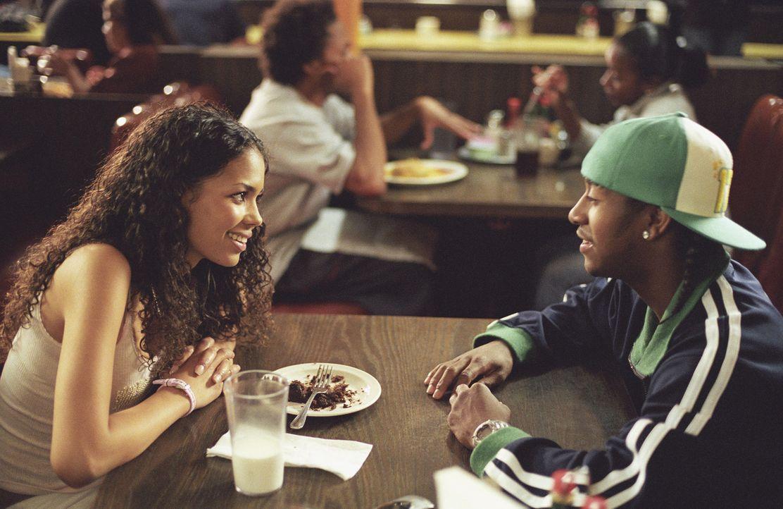 Hip Hop und Tanzen, mehr brauchen Elgin und David (Omari Grandberry, r.) nicht zum Leben. Ob in abgelegenen Hinterhöfen oder auf der staubigen Stra... - Bildquelle: 2004 Screen Gems, Inc. All Rights Reserved.