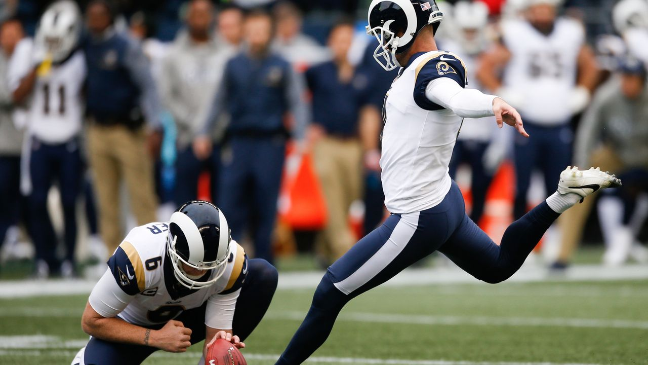 Special Teams und Kicker: Los Angeles Rams - Bildquelle: 2017 Getty Images