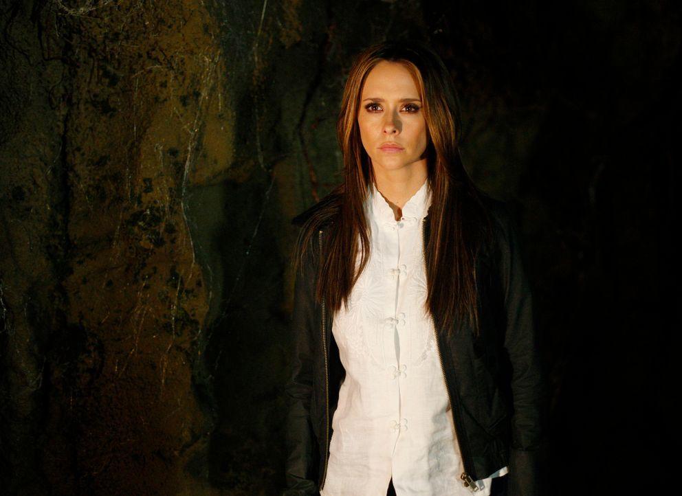 Unter Melindas (Jennifer Love Hewitt) Laden verläuft ein Tunnelsystem, in dem unzählige Seelen gefangen sind. Der Anblick ist selbst für sie anfangs... - Bildquelle: ABC Studios