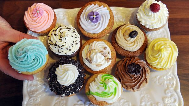 kuchen mal anders muffin und cup cake sat 1 ratgeber. Black Bedroom Furniture Sets. Home Design Ideas
