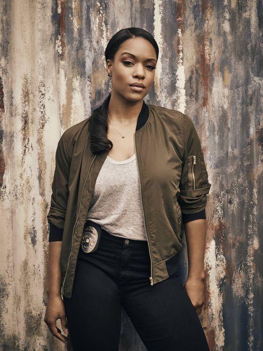 (2. Staffel) - Detective Sonya Bailey (Michelle Mitchenor) nimmt ihren Job beim LAPD sehr ernst. Die zielstrebige und selbstbewusste Polizistin brin... - Bildquelle: Warner Brothers