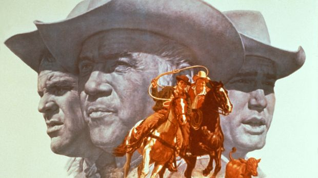 BONANZA - Artwork © CBS Studios Inc. All Rights Reserved.