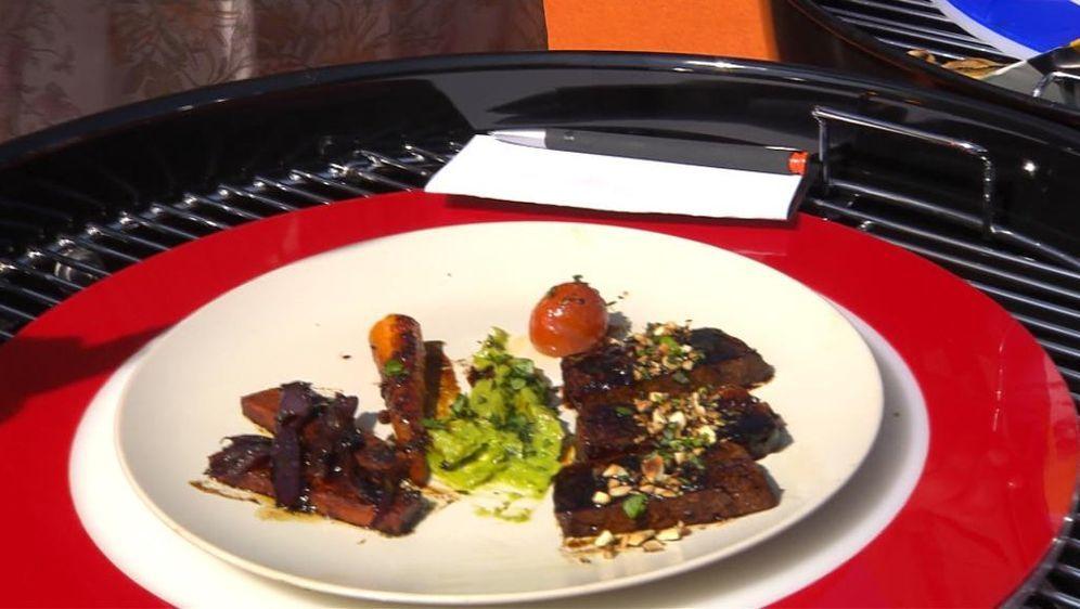 Tofu-Steak von Los Canberras