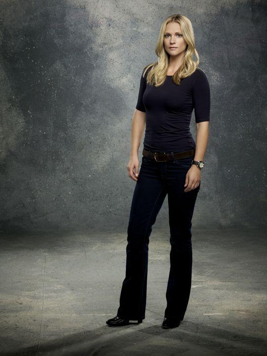 """(7. Staffel) - Mitglied der B.A.U., einer FBI-Einheit, die sich mit verhaltensauffälligen Tätern beschäftigt:  Jennifer """"J.J."""" Jareau (A.J. Cook) ..... - Bildquelle: ABC Studios"""