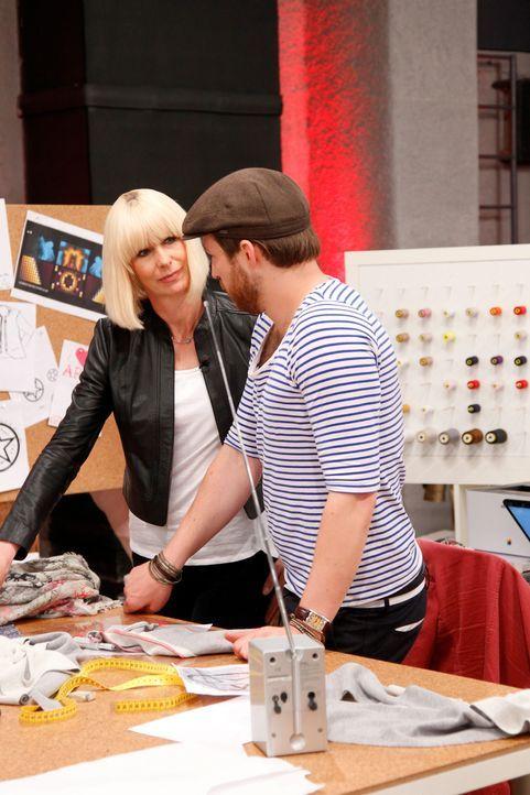 Fashion-Hero-Epi03-Atelier-68-Pro7-Richard-Huebner - Bildquelle: Richard Hübner / Pro 7
