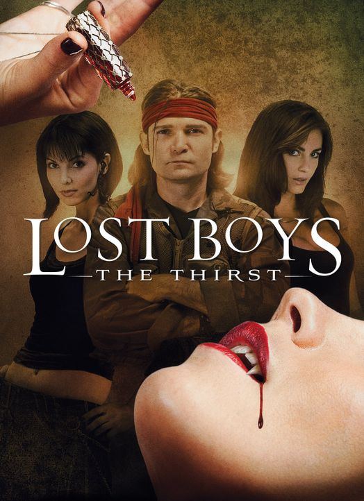LOST BOYS: THE THIRST - Artwork - Bildquelle: 2010 Warner Bros.
