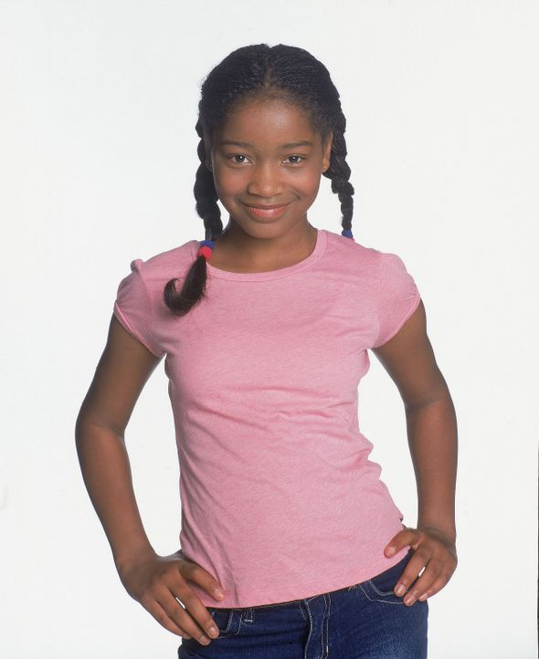 Akeelah (Keke Palmer) ist die Größte ... - Bildquelle: Copyright   2006 Lions Gate Films Inc. and 2929 Productions LLC. All Rights Reserved.