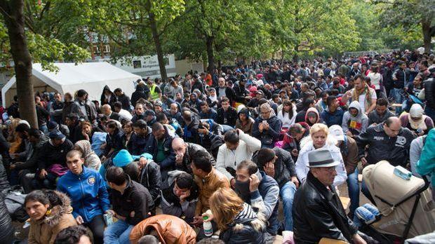 Syrer bleiben im asylverfahren for Spiegel tv syrer