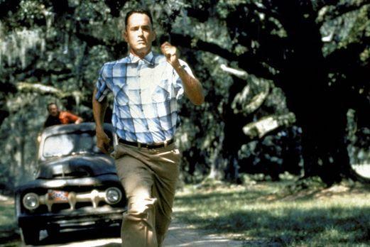 Forrest Gump -  Forrest Gump - Bildquelle: Paramount Pictures