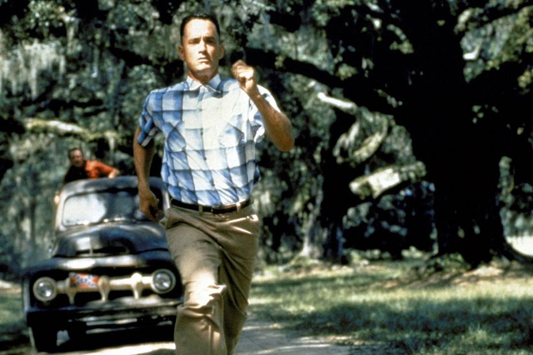 Forrest Gump - Bildquelle: Paramount Pictures