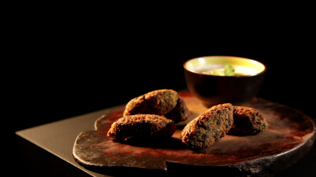 Koftas mit Tahini-Dressing: Ein vegetarisches Rezept aus Gordon Ramsay - Ulti...