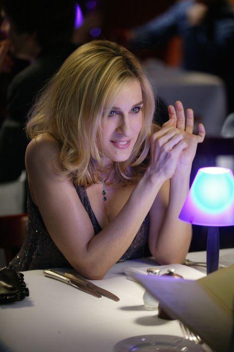 Endlich scheint Carrie (Sarah Jessica Parker) am Ziel ihrer Wünsche zu sein. Doch dann naht die erste gemeinsame Nacht ... - Bildquelle: Paramount Pictures