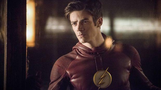 Selbst, wenn es seinen Freunden gelingen sollte Barry alias The Flash (Grant...